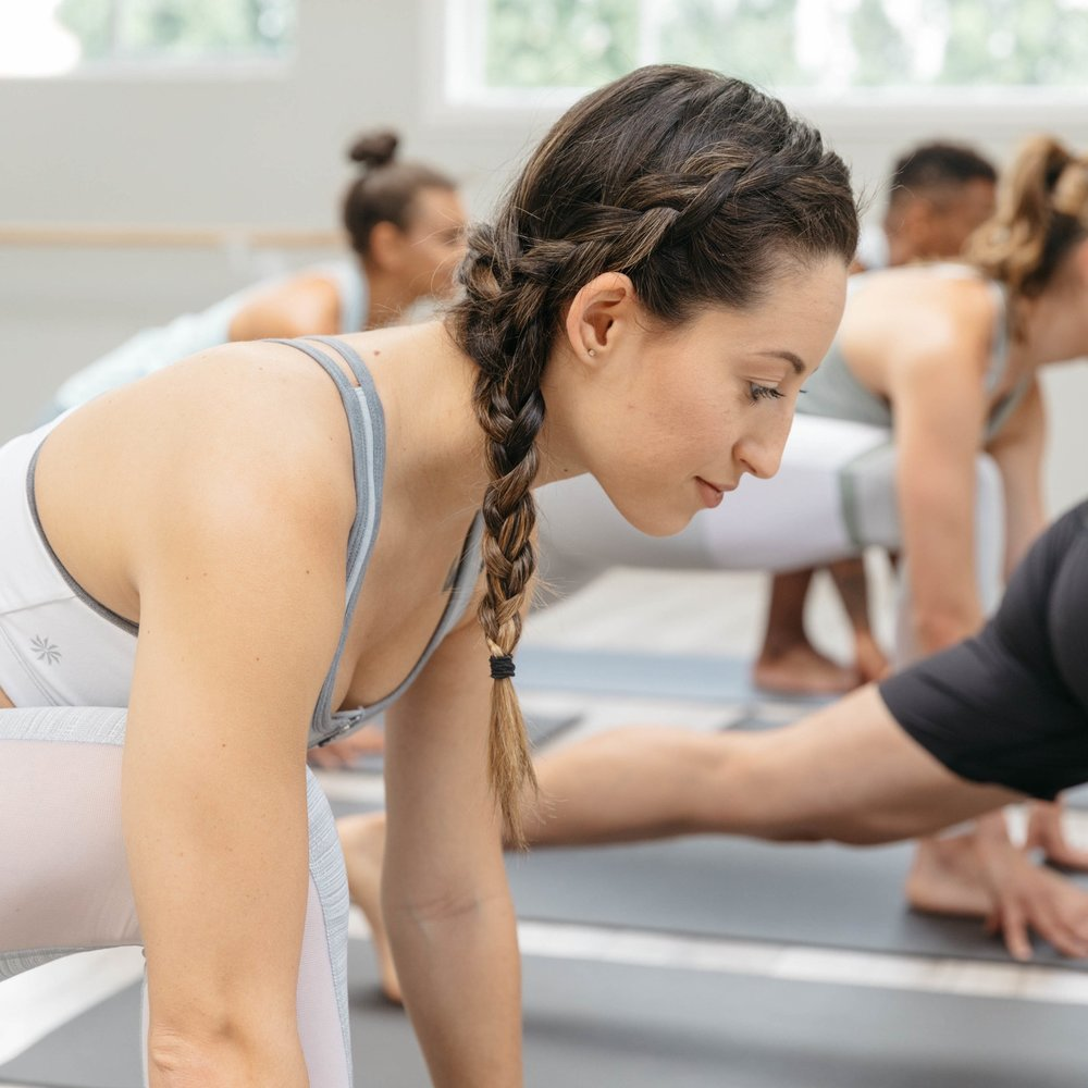 30-Day Unlimited Group Fitness Classes$100 -