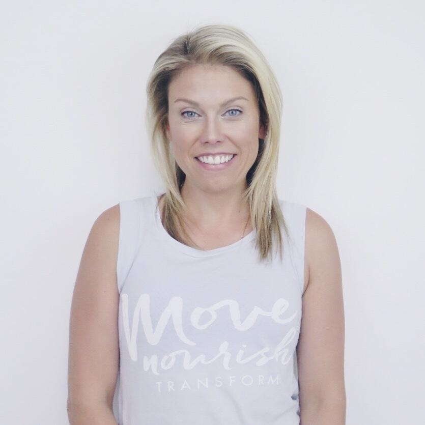 Trish Stempel   Pilates Instructor