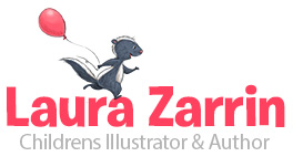 Laura Zarrin Children's Illustrator/Author