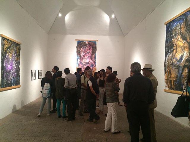 «Dibujos» Obra reciente de Gerardo Esquivel, inauguración en el Museo de la Ciudad #GerardoEsquivel #Dibujos #Drawings #Arte #Art #Queretaro
