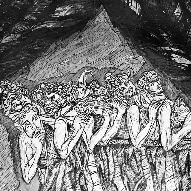 ¡Visita «Dibujos» de Gerardo Esquivel en el Museo de la Ciudad de Querétaro! #GerardoEsquivel #Arte #Queretaro #QueretaroArte #ArteQueretaro #Art #MuseodelaCiudad #DaSubstanz #Dibujo #Drawing #ContemporaryArt #Available