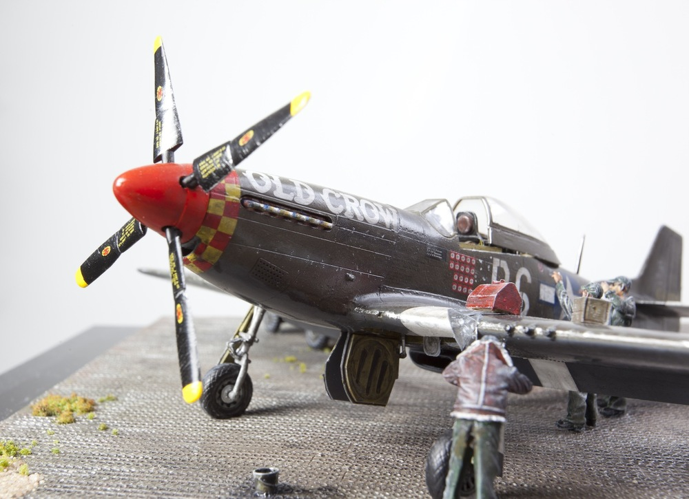 P 51 D Mustang Mike Tipping Models