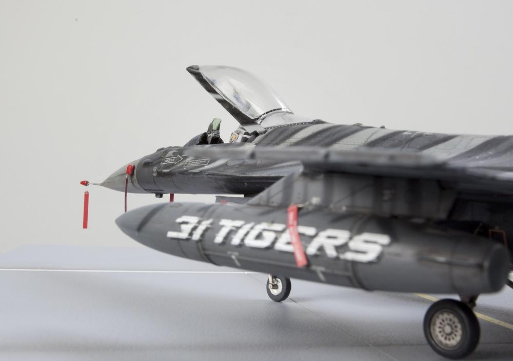 Belgian AF F-16 MLU Tiger Meet
