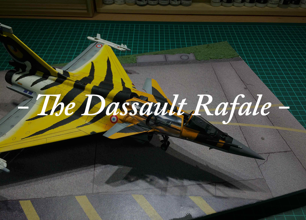 The Dassualt Rafale