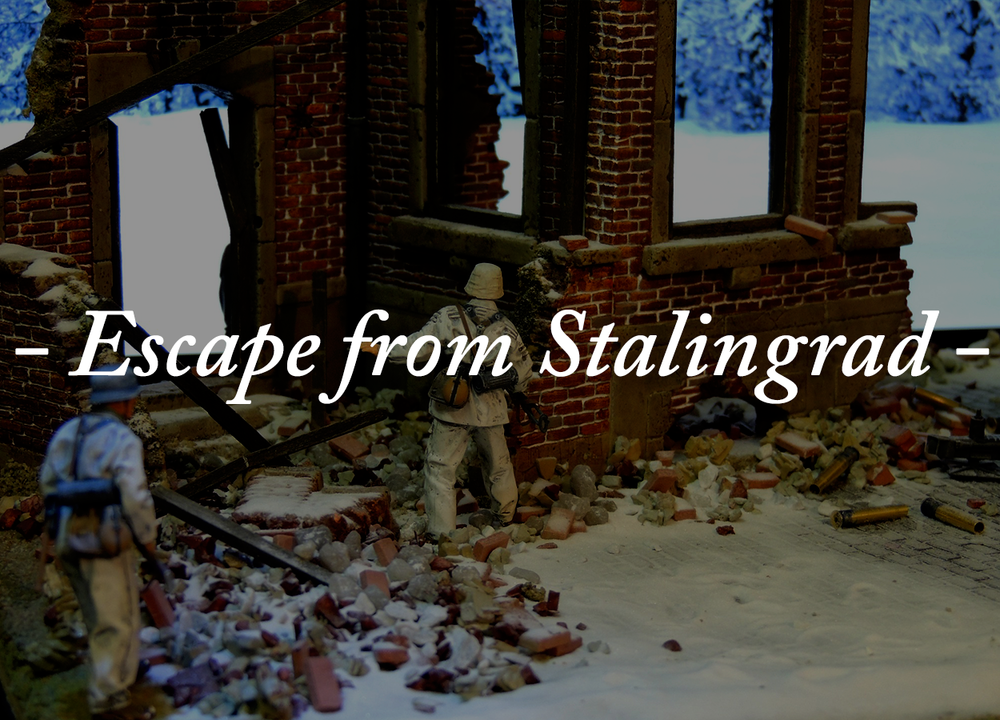 Escape From Stalingrad