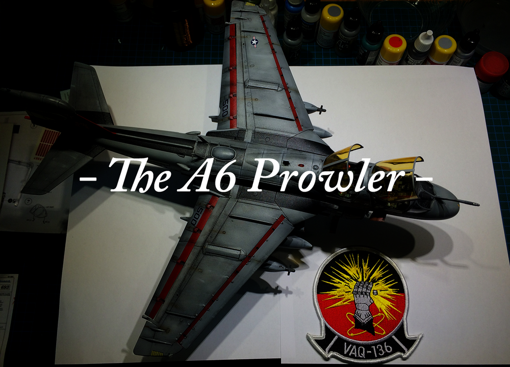 A6 Prowler