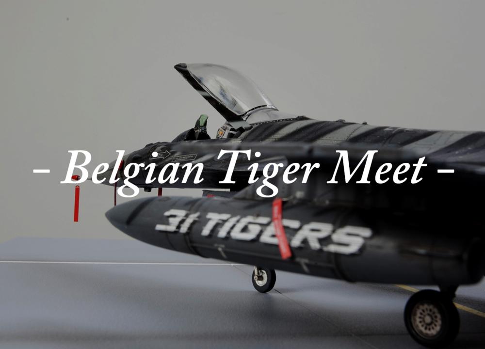 Belgian Tiger Tank