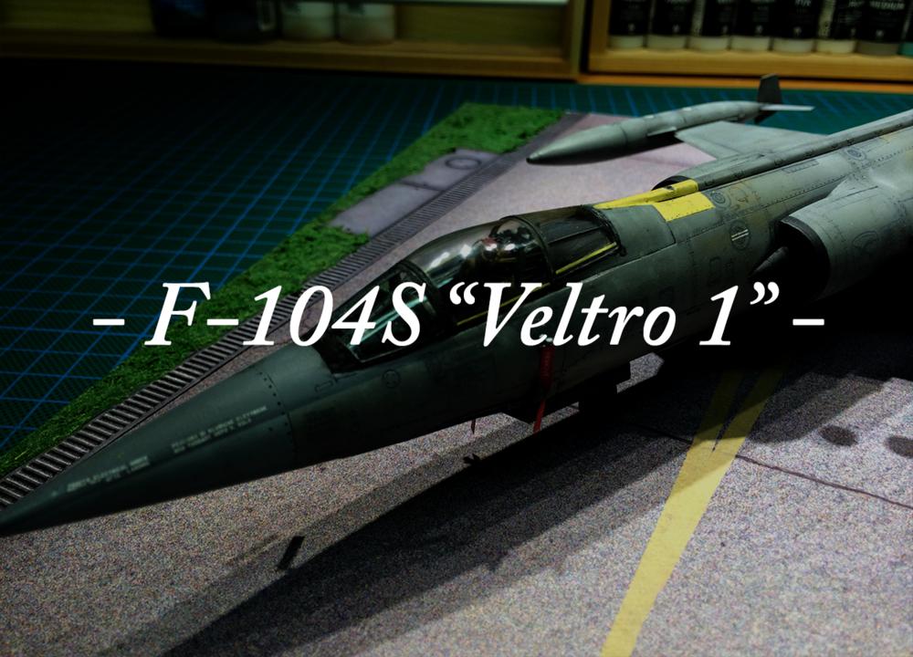 F-104S Veltro 1