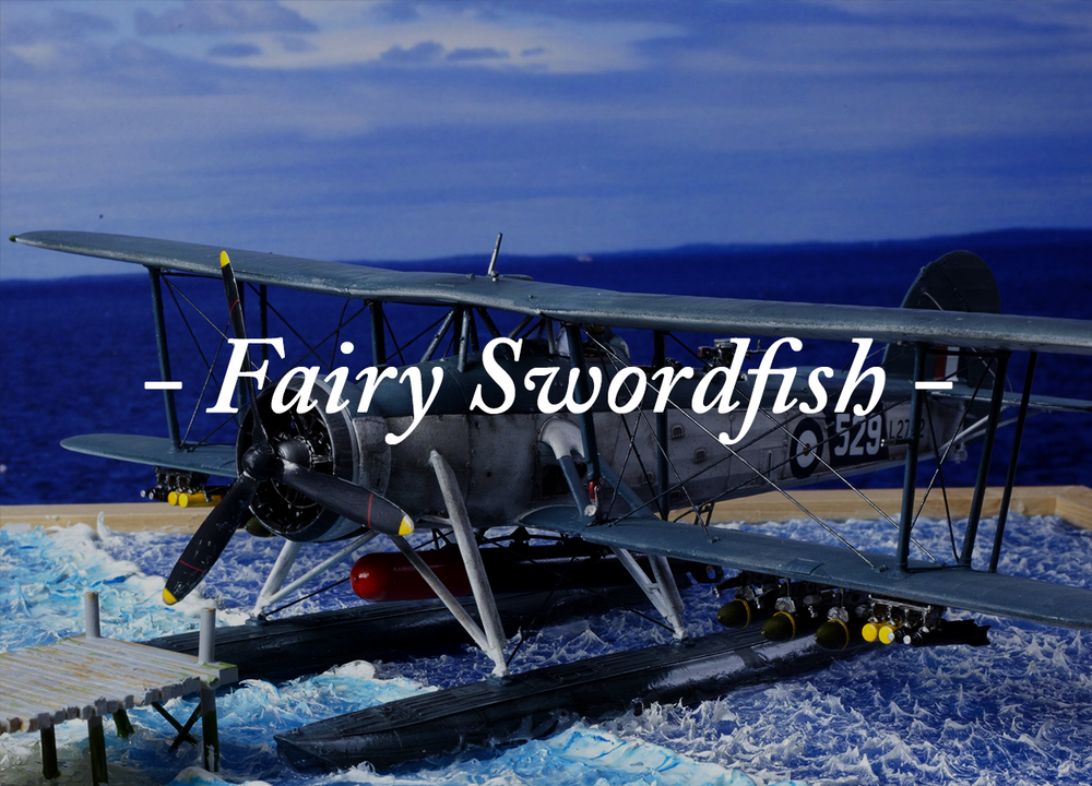 Fairy Swordfish