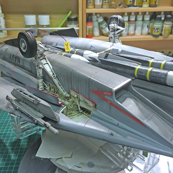 1 32 F14d Tomcat Mike Tipping Models