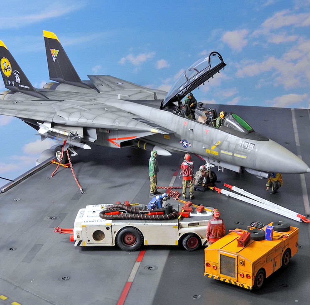 61 BN-Ac-Trumpeter-F-14D Super Tomcat, 1.32.JPG