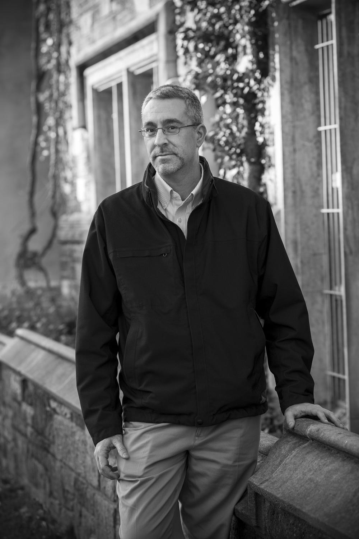 Author Ron Vitale