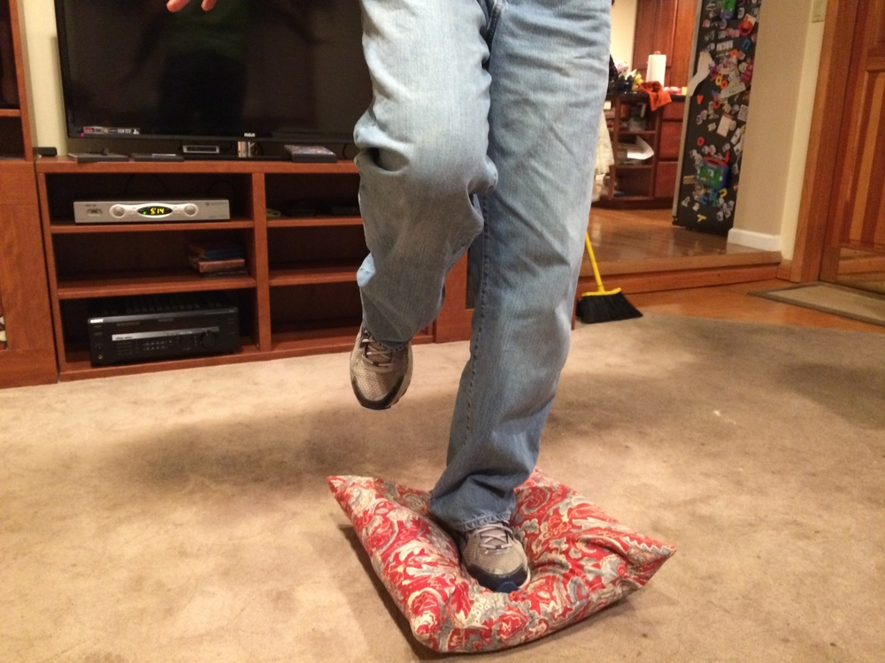 Leg Balance