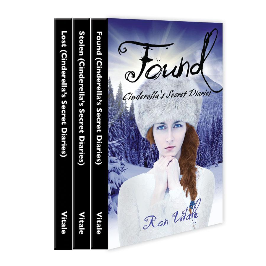 Cinderella's Secret Witch Diaries 3 Book Bundle
