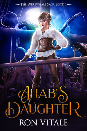 Ahab's Daughter cover