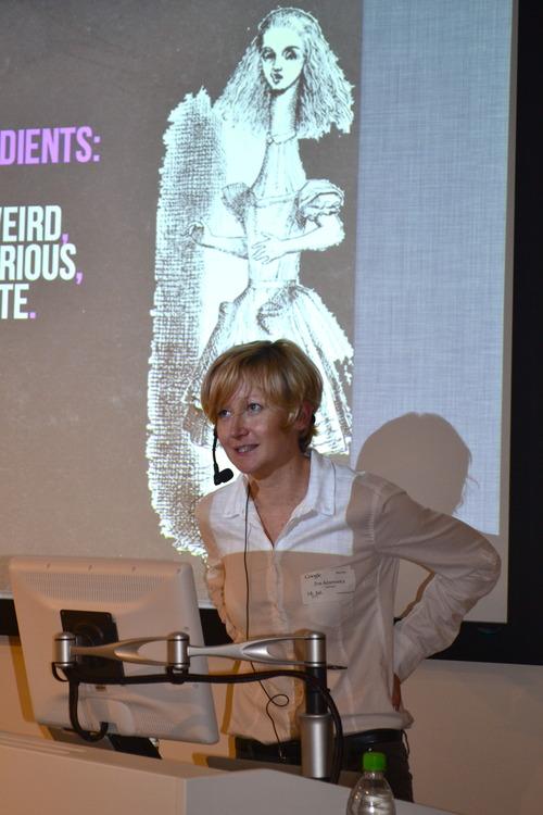 Zoe Adamovicz of XYO