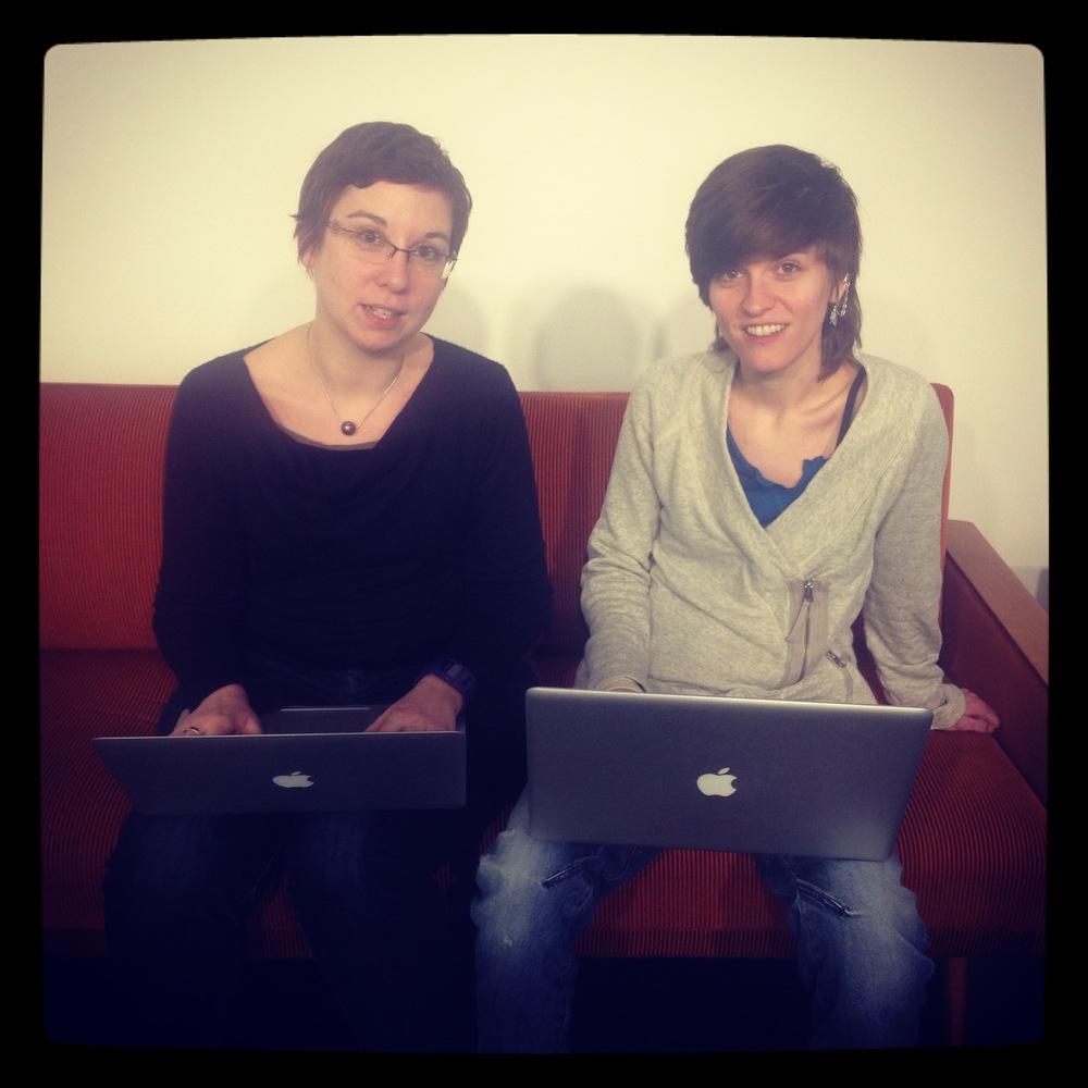 Amelie & Johanna