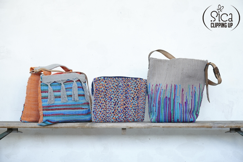 Upcycled bags from SICA