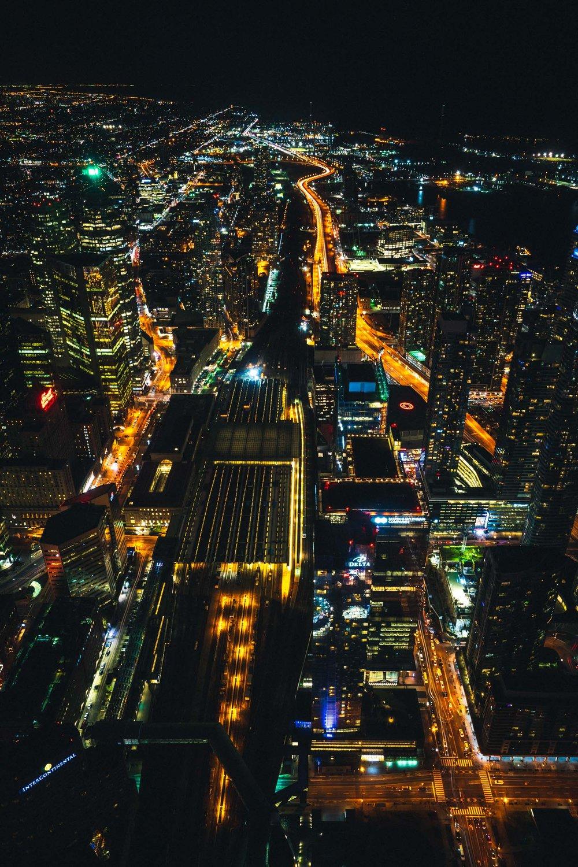 Toronto / Night
