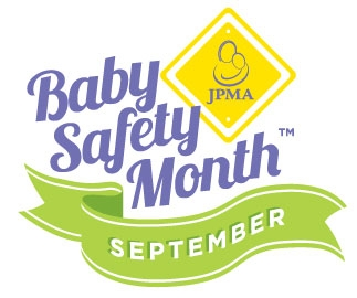 The JPMA celebrates Baby Safety Month