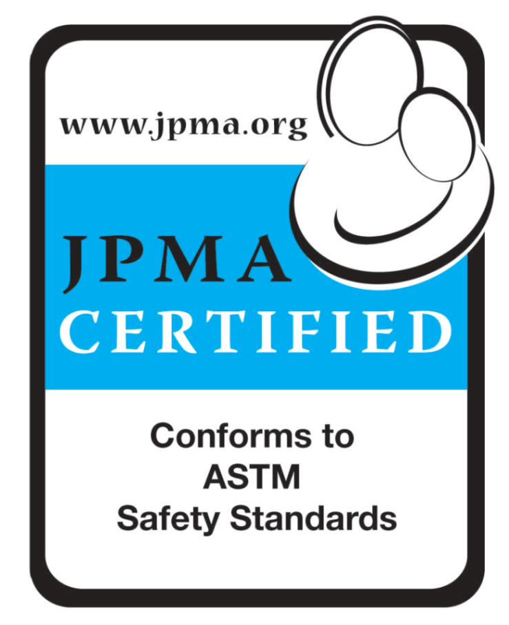 Juvenile Products Manufacturers Association Seal of Approval