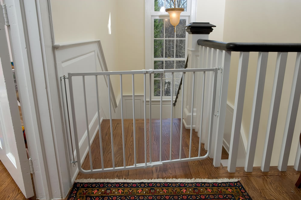 How To Choose And Install A Stair Safety Gate