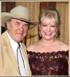 Sharon Magness Blake & Ernie Blake