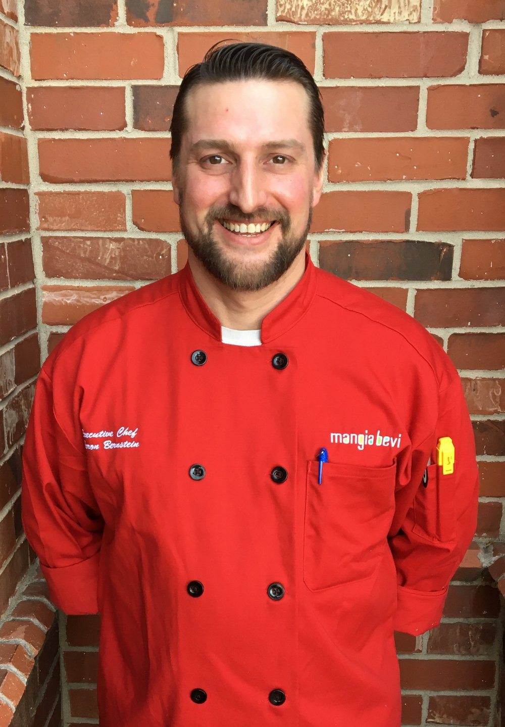 Chef Aaron Bernstein
