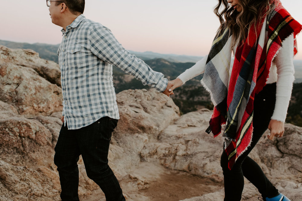 lost-gulch-overlook-engagement-lost-gulch-overlook-sunrise-photography-sunrise-engagement-session-chautauqua-boulder-engagement-session-colorado-engagement-session-colorado-destination-session-chautauqua-adventure-session-chautauqua-couples-hiking-engagement-colorado-photographer