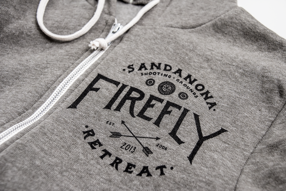 Firefly at Sandanona
