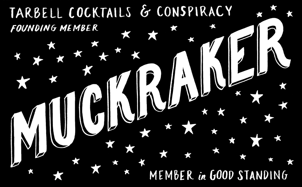 Tarbell Cocktails & Conspiracy