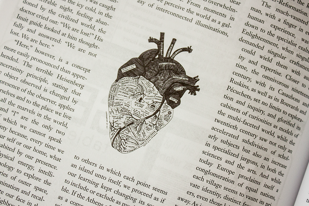 Map of a Woman's Heart