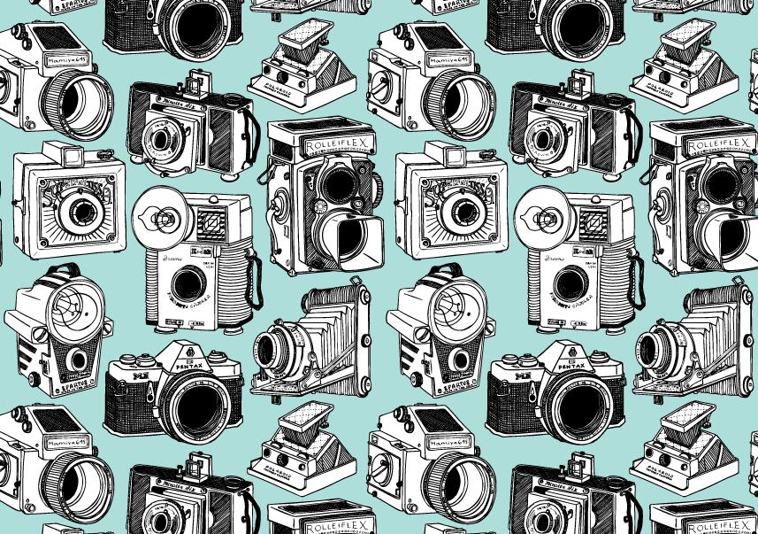 Cameras & More Cameras