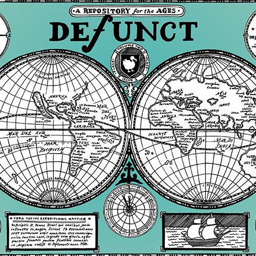 Defunct Magazine