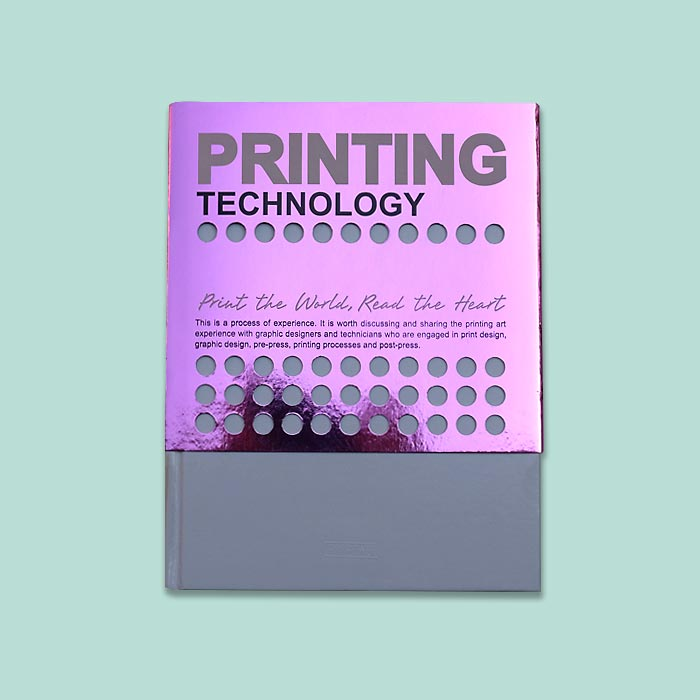Printing Technology COME CLOSER CLUB