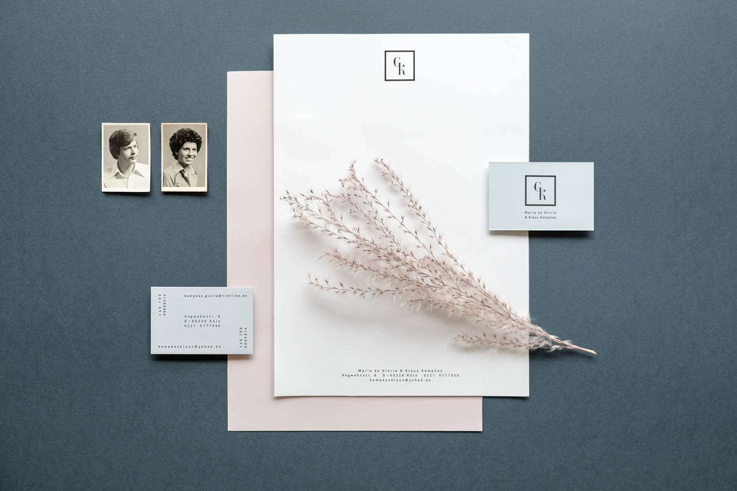 letter head stationary