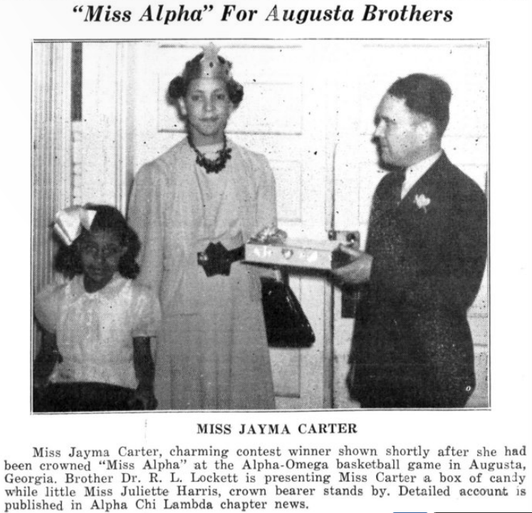 Miss Alpha Jayma Carter 1940.png