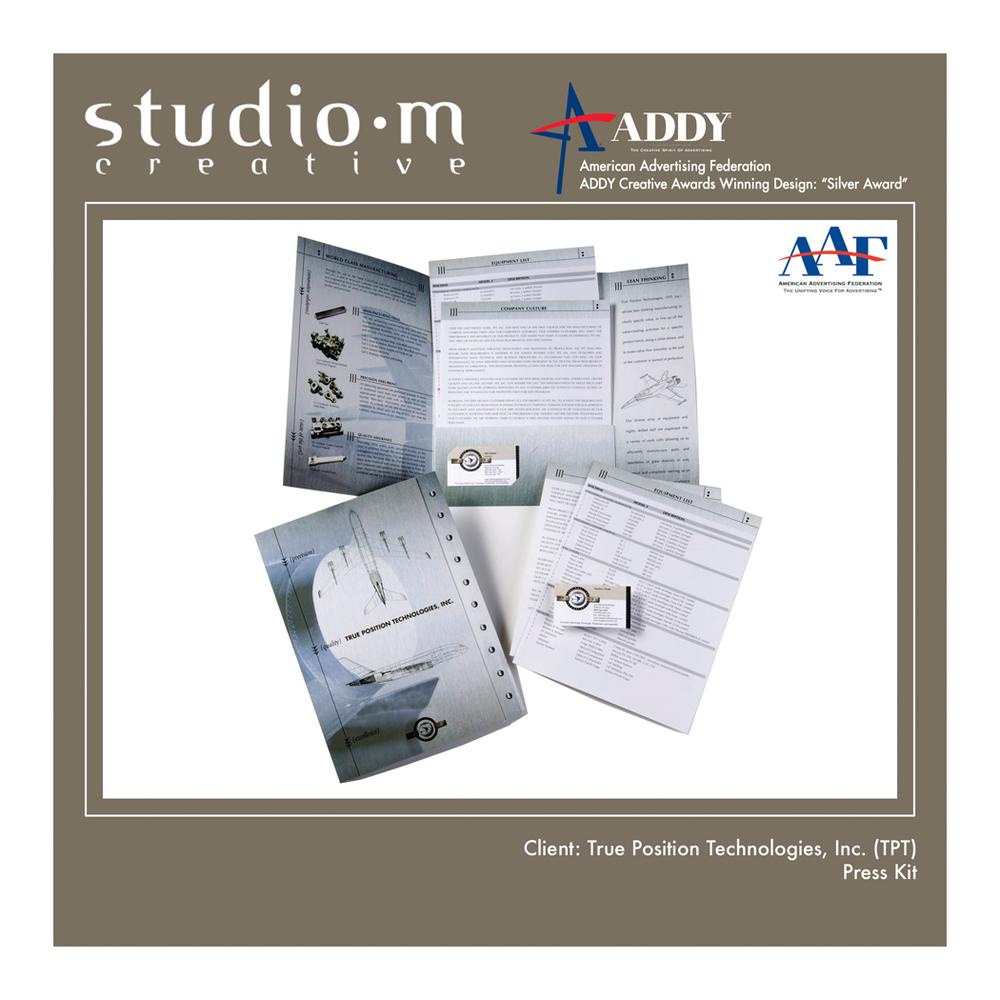 Press Kit/Capabilities Brochure