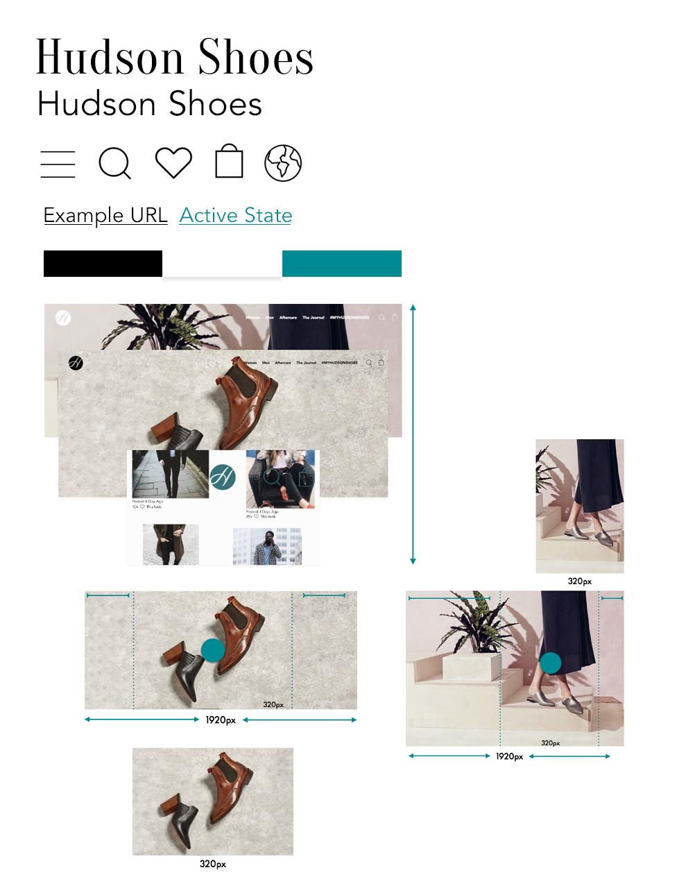 Hudon Style & Dev Sheet
