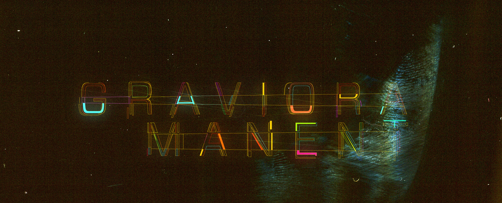 GRAVIORA MANENT