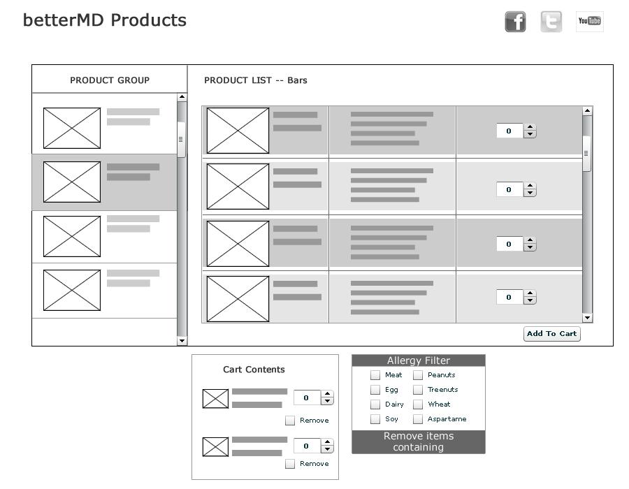 Product Matrix Alternate 2