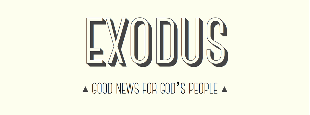 It is through the book of Exodus that we learn something of ourselves and our God. Through the bitterness of oppression, the miracle of redemption and the joy of God's presence among his people, the book of Exodus is most certainly good news for God's people!