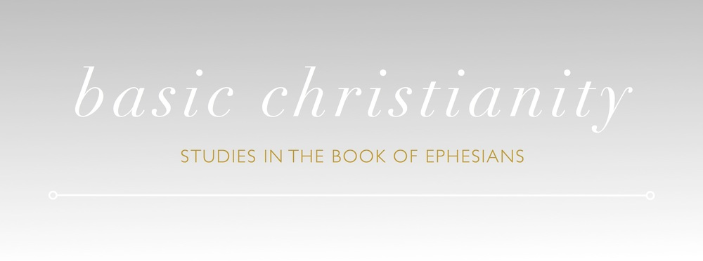 "The book of Ephesians could easily be considered ""basic Christianity."" Not in the sense that it is elementary or juvenile, but that its content touches on all the essential areas of Christian life. From the foundational understanding of our salvation and into relationships, vocation, emotions and marriage - the gospel changes everything."