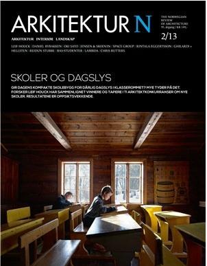 Arkitektur N nr. 02/2013