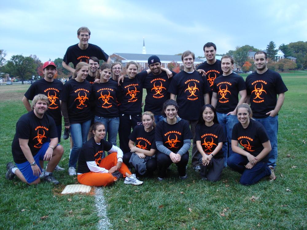 MOCB Kickball Team