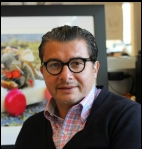 Ricardo Araneda  ,  Associate Professor, Department of Biology. Director, PSYS Concentration Area, BISI Graduate Program. Sensory neuroscience, olfaction, neurogenesis, inhibition.