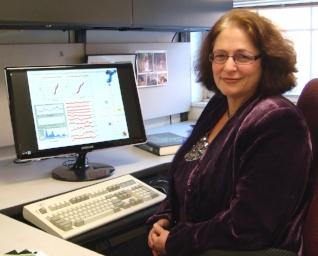 Anne Simon   Professor | Department of Cell Biology & Molecular Genetics