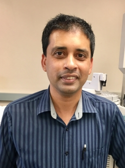 Nishanth E. Sunny     Assistant Professor | Department of Avian & Animal Sciences