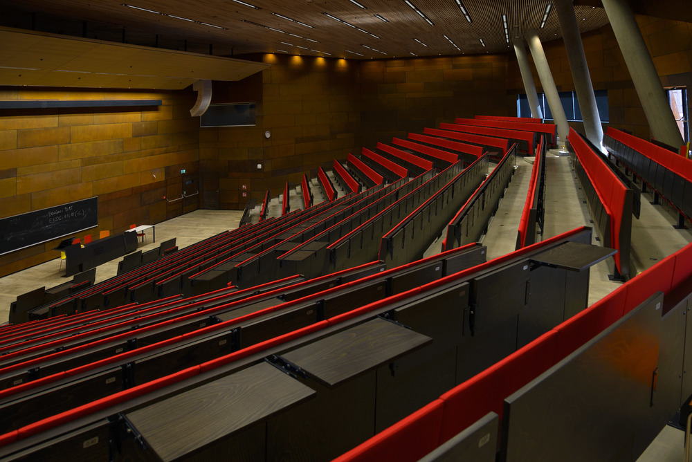 Department 1 und Teaching Center (D1 & TC) - Auditorium Maximum