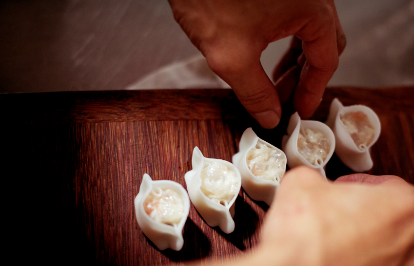 All our dim sum dishes are handcrafted daily by our dim sum sifu. Freshly prepared from our kitchen.